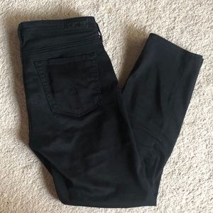 Ag Adriano Goldschmied Jeans - AG mid rise Prima Cigarette Crop